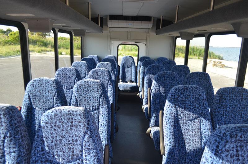 Jolly Trolley Jolly Bus Seats 25