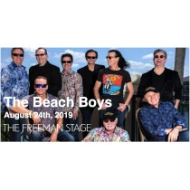 8.24 The Beach Boys Concert Transportation - Saturday, August 24th, 2019