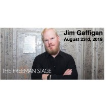 8.23 Jim Gaffigan Performance Transportation - Friday, August 23rd, 2019