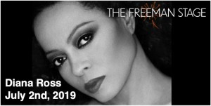7.02 Diana Ross Concert Transportation - Tuesday, July 2nd, 2019